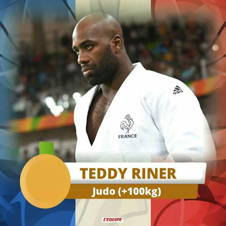 #rio2016 #judo #TeddyRiner