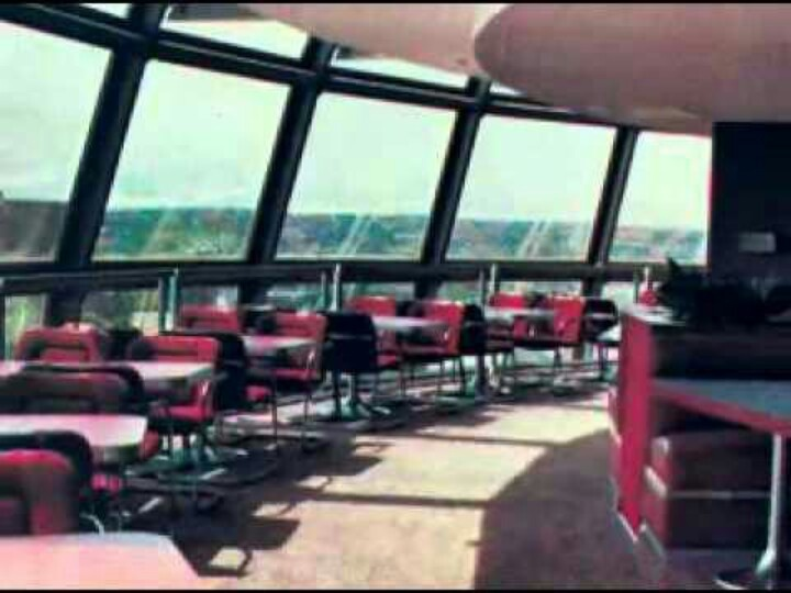 Restaurant In The Worlds Fair SunsphereKnoxville
