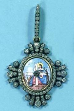 croix de Sainte Catherine