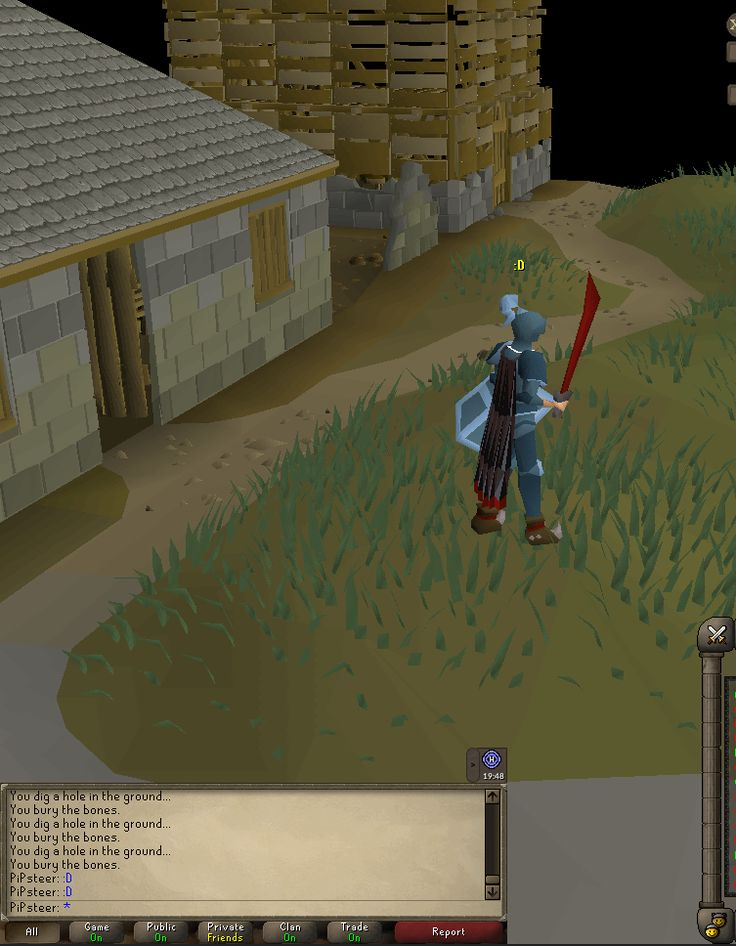 It ain't much but I've finally beaten my old account by getting a Dragon longsword. Thanks OSRS for helping me relive the experience!