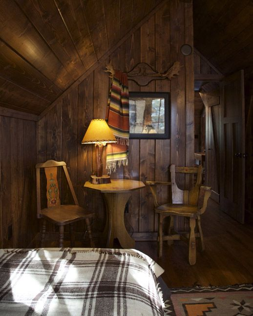 Build This Cozy Cabin Cozy Cabin Magazine Do It Yourself: Idyllwild, CA. - 1928 Hunting Lodge W/Clark