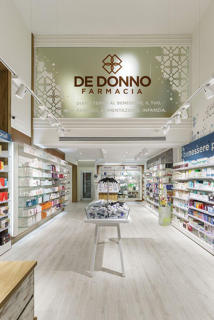 3 Farmacia De Donno - Maglie LE - ingresso e soppalco