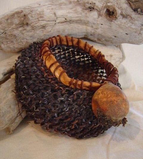 Sea weed basket by Winnow Gallery