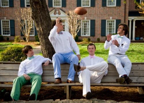 Mmmm boys in bowties.