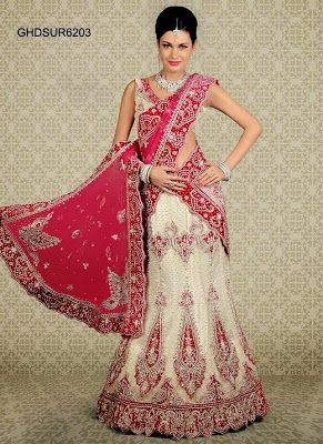 Bridal Lehengas Collection 2013-2014 | Indian Embroidered Bridal Lehengas Collection | bridegroom