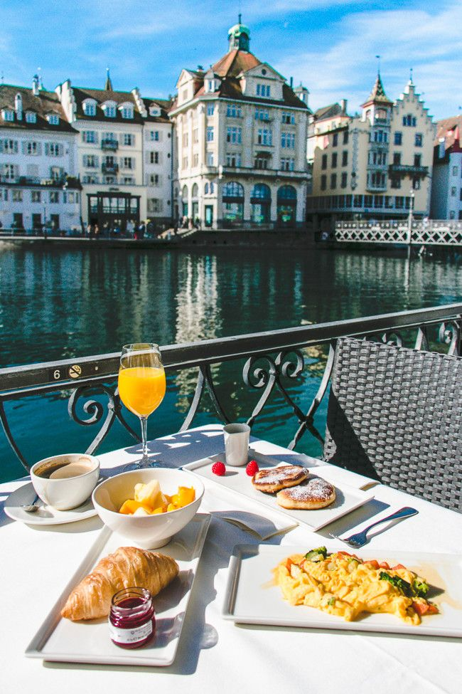 Hotel des Balances // Lucerne, Switzerland • The Overseas Escape