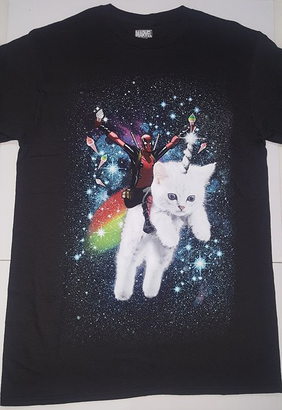 0fa7c0d37 Deadpool Unicorn Kitty T-Shirt | Marvel Costumes For Kids | Deadpool ...
