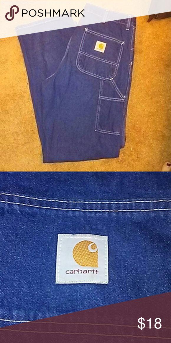 Men's Carhartt jeans Good condition, dark blue, mens Carhartt jeans Carhartt Jeans