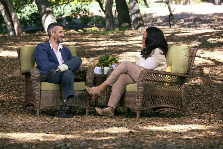 Oprah Winfrey speaks with Dr. BJ Miller on The Experience of Death