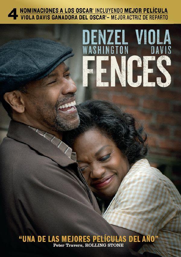 Fences Oscar De Melhor Filme Filmes Melhores Filmes