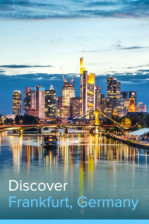 Things To Do In Frankfurt Germany From Gastronomy To Museums