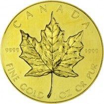 Empfohlenes Produkt : Maple Leaf 1 Unze Gold