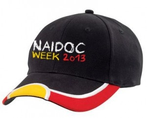 Our Favorite! 3960 Dreamtime Custom Caps http://promocorner.com.au/aboriginal-clothing/