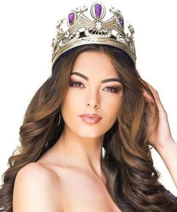 Pin By Maria On Demi Leigh Nel Peters Miss Universe
