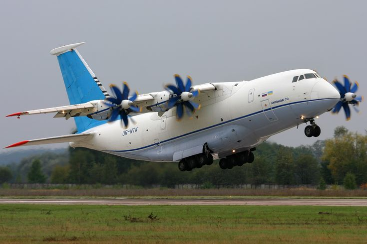 Antonov An-70 - Wikipedia, the free encyclopedia