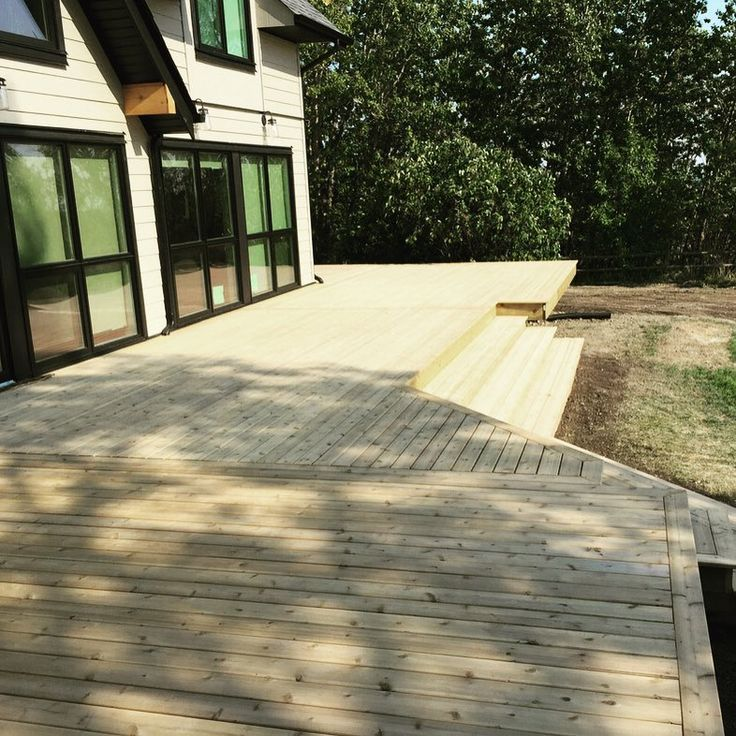 Decks can be the focus point of any backyard and we love building decks.  We do more than build though - we design we create and we collaborate. All of this is done with you the homeowner. We are very proud of the way we make a dream come to life.    . . . #assiniboinelightsandlandscapes #assiniboinelandscapes #assiniboine #yycisbeautiful #partynextdoor #outdoordesign #calgary #yyclandscaping #landscaping #yycdesign #sunshine #vacation #landscape #outdoorliving #yycbusiness #lawncare…
