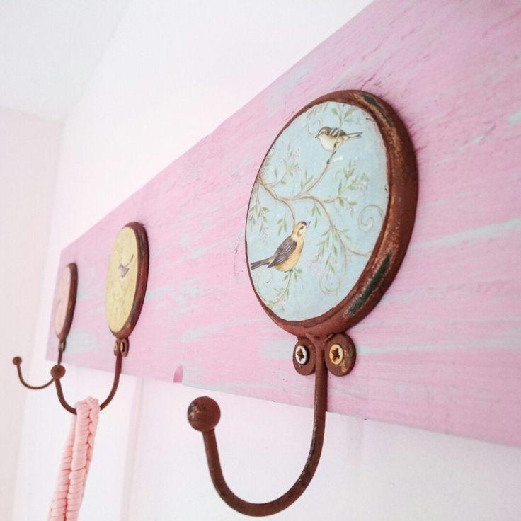 New product alert ⚠ vintage style bird hooks.