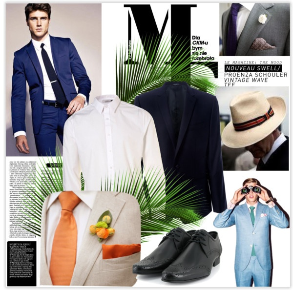 """Spring Racing Fashion- Men's"" by idcouture-styling on Polyvore"