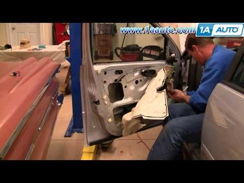 10 best ford focus images on pinterest ford focus belt and belts how to install replace front power window regulator ford focus 00 07 1aauto fandeluxe Gallery