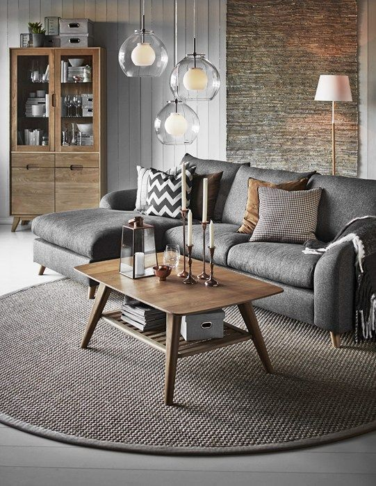 Modern and masculine home decor //