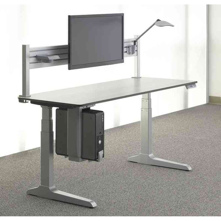 best 20 electric standing desk ideas on pinterest industrial pipe desk pipe diy projects and. Black Bedroom Furniture Sets. Home Design Ideas