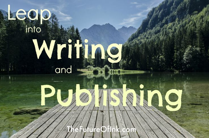 How to Leap into Writing and Publishing Your Next Book with this great resource article by Frances Caballo!