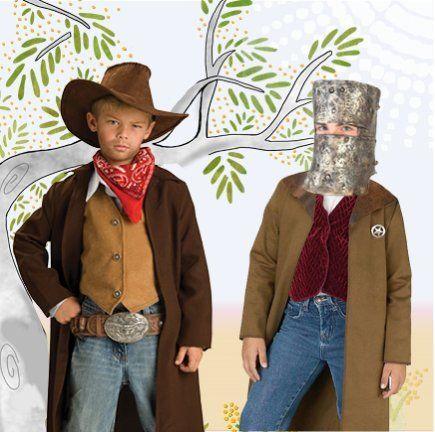 Bushrangers Book Week Costumes