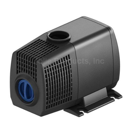 Tidal Wave Mag Drive Fountain Pump Capacity: 325 GPH by Atlantic Water Gardens. $51.00. FP300 Capacity: 325 GPH Features: -Integrated flow adjustment.-Removable pre-filter.-Replaceable impeller. Dimensions: -FP100 Pump: 120 GPH; 2.5 feet Shut-off Height; 7 Watts; 0.75'' to 1'' Discharge; 6 ft. Power Cord.-FP200 Pump: 175 GPH; 4.5 feet Shut-off Height; 9.5 Watts; 0.75'' to 1'' Discharge; 6 ft. Power Cord.-FP300 Pump: 325 GPH; 6 feet Shut-off Height; 16 Watts; 0.75'' ...