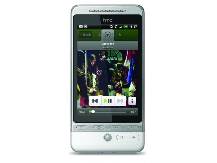 HTC 'Spotify' Hero now available on 3 | 3 has announced the HTC Hero, complete with Spotify Premium subscription, is available from its shops. Buying advice from the leading technology site