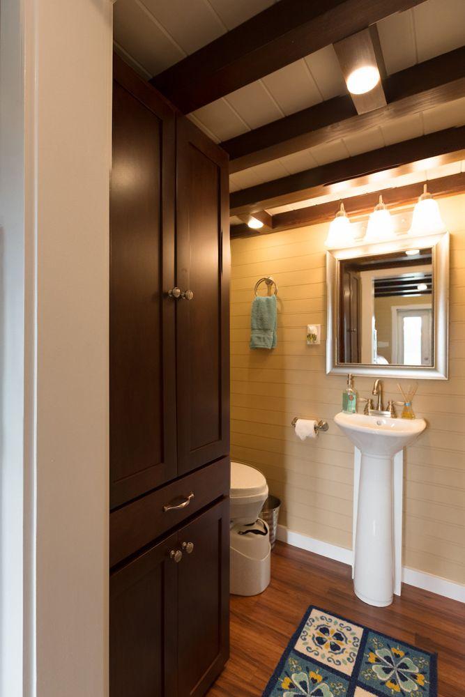 41 best tiny house bathrooms images on pinterest | tiny house