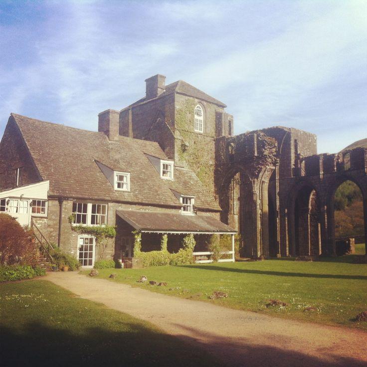 Best Romantic Hotels Scotland: Llanthony Priory Hotel, Wales