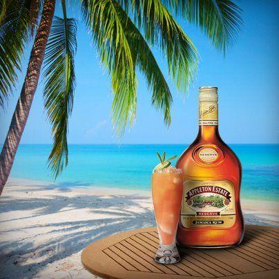 Appleton Rum ----- Rum punch on the beach......awe!
