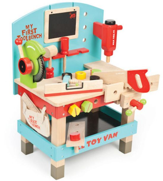 Le Toy Van My First Tool Bench TV448