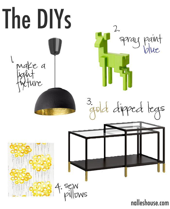 Easy Ikea Hack Ideas