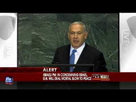 Full Netanyahu UN Speech Part 3