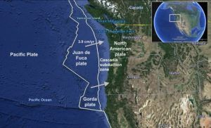 News Prepper WARNING-US West Coast Earthquake Warning as Cascadia Subduction Zone Surges - News Prepper