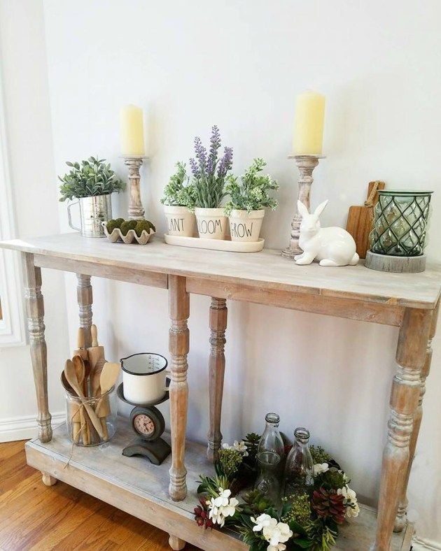 Learn how to make your own DIY White Wash finish to add a vintage effect to your furniture and home decor. This white wash finish is quick and easy to make.