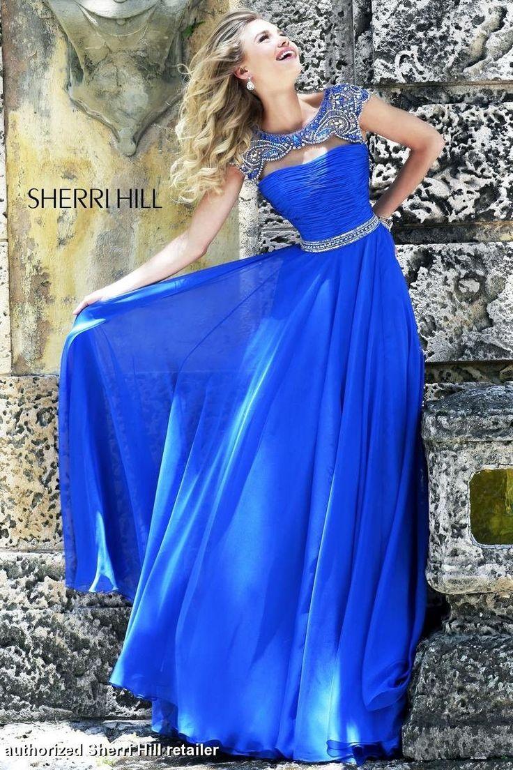 2016 Sherri Hill Prom Dress 11181
