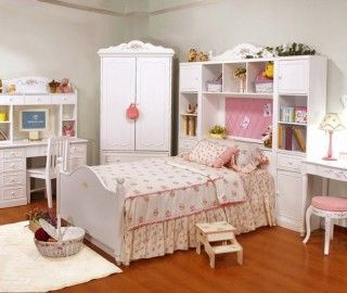 Best 12 Girls Bedroom Set With Desk Picture Ideas