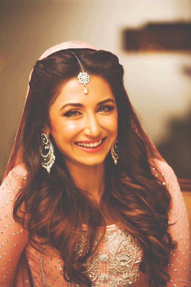 Best Indian bridal Wedding Hairstyles 2016-2017 | StylesGap.com