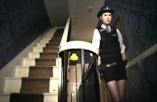 Эми понд костюм полицейского