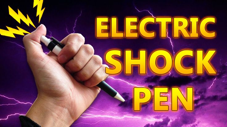 How to Make an Electric Shock Pen ( Joke Toy)