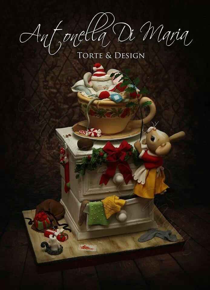 I Love Cake Design Puntate : Pin by Rebekah Marche  on Cakes Artistry Pinterest ...