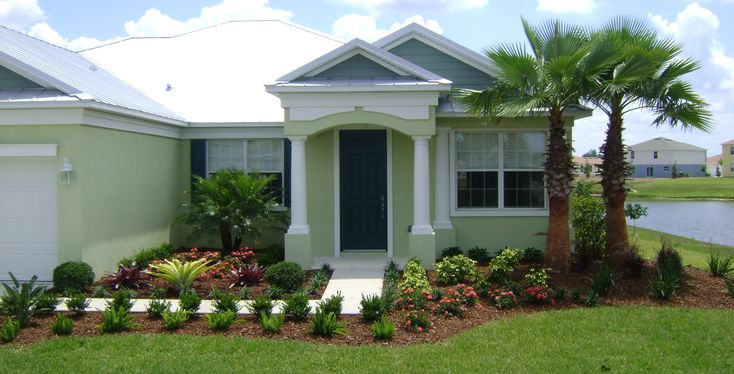 Florida landscaping ideas for front yard florida for Florida landscaping ideas for front yard