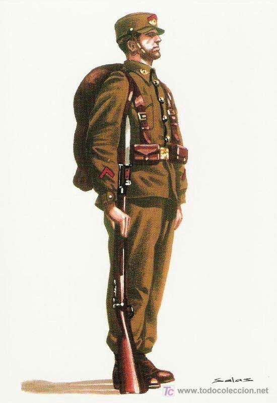Spanish civil war - republican army, pin by Paolo Marzioli