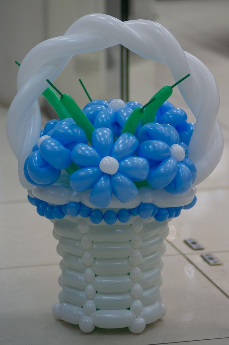 1418 best images about figures on pinterest balloon arch for Balloon decoration instructions