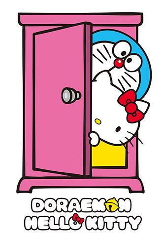 DORAEMON × HELLO KITTY
