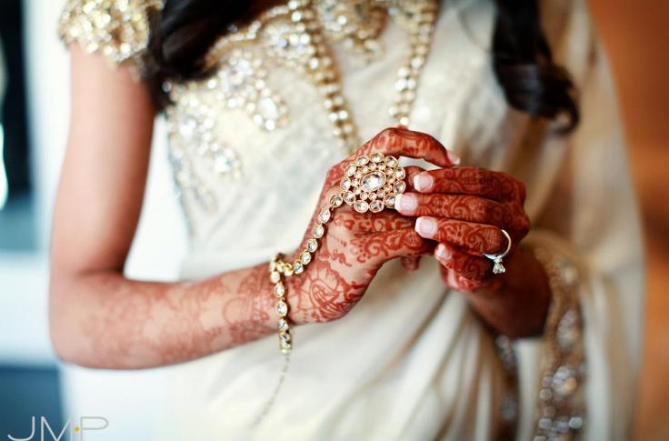 Hathphool, hath phool, Indian bridal jewellery