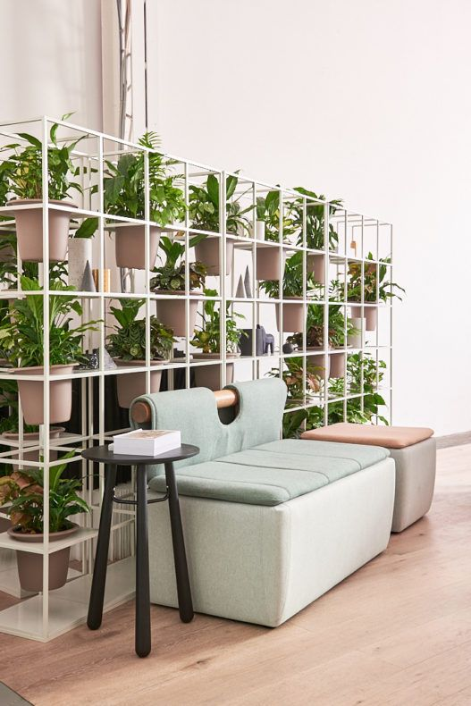 Vertical Garden | Joost Bakker | Toku collection | SID17 | Schiavello furniture.