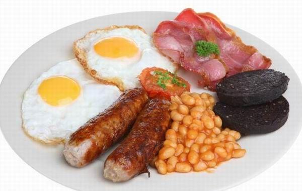 A klasszikus angol reggeli